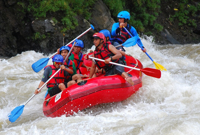 ayung river rafting bali discount price