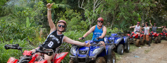 bali atv ride advneture tour