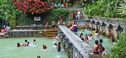 bali hot spring banjar