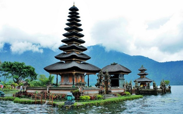 bedugul resort bali indonesia