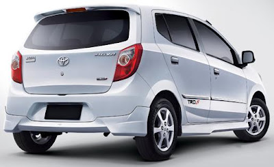 bali cheap rent car toyota agya